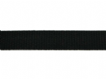 40mm Black Webbing